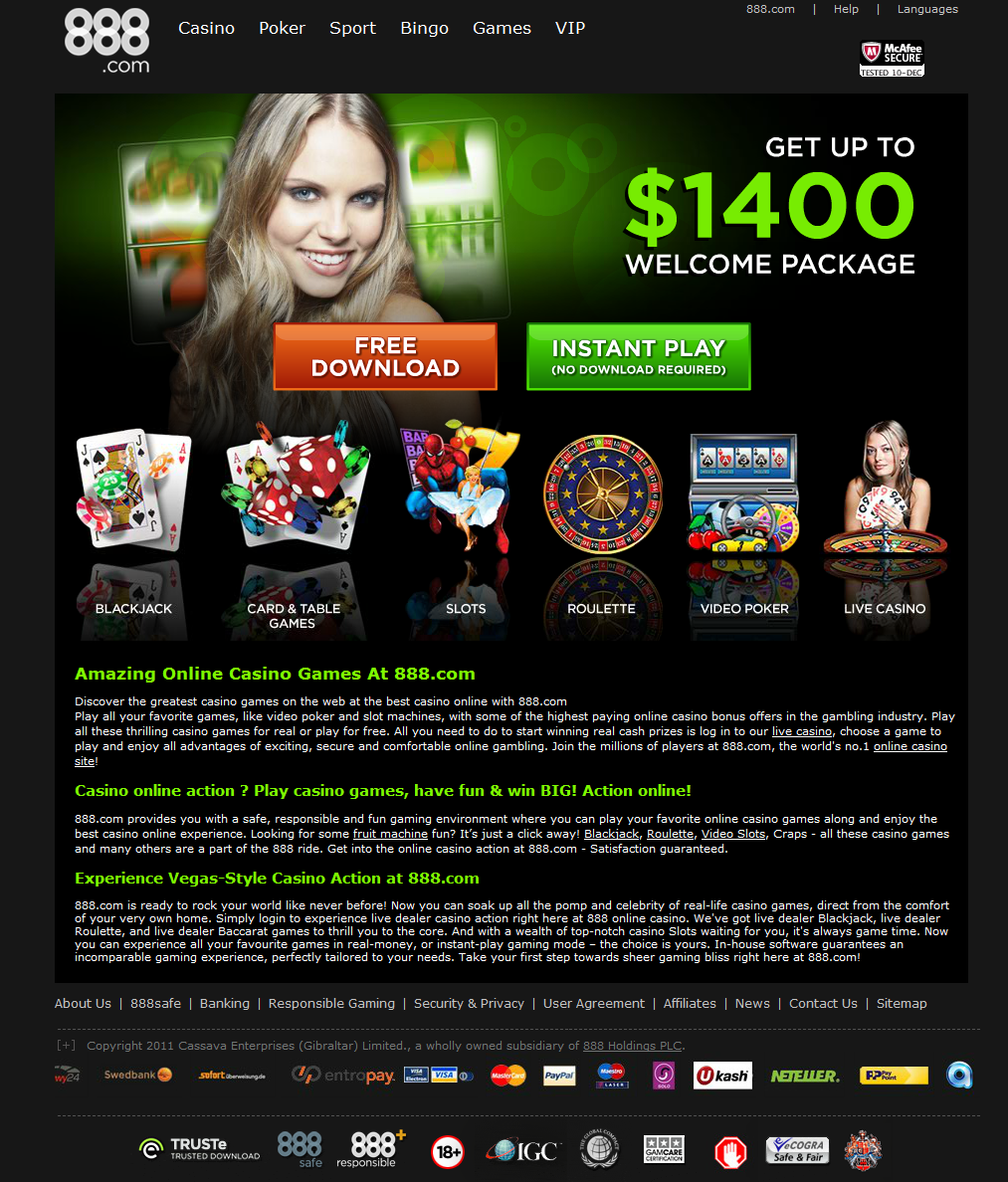 safe online casino sites