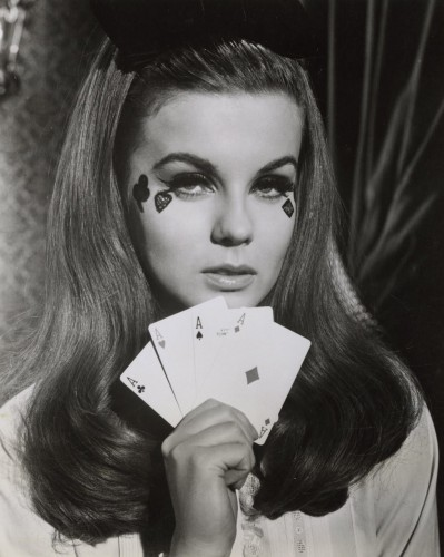 ann-margret lady luck